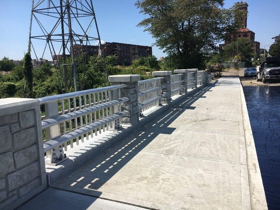 Artic Street Bridge