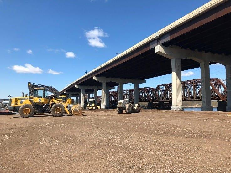 Moses Wheeler Bridge project
